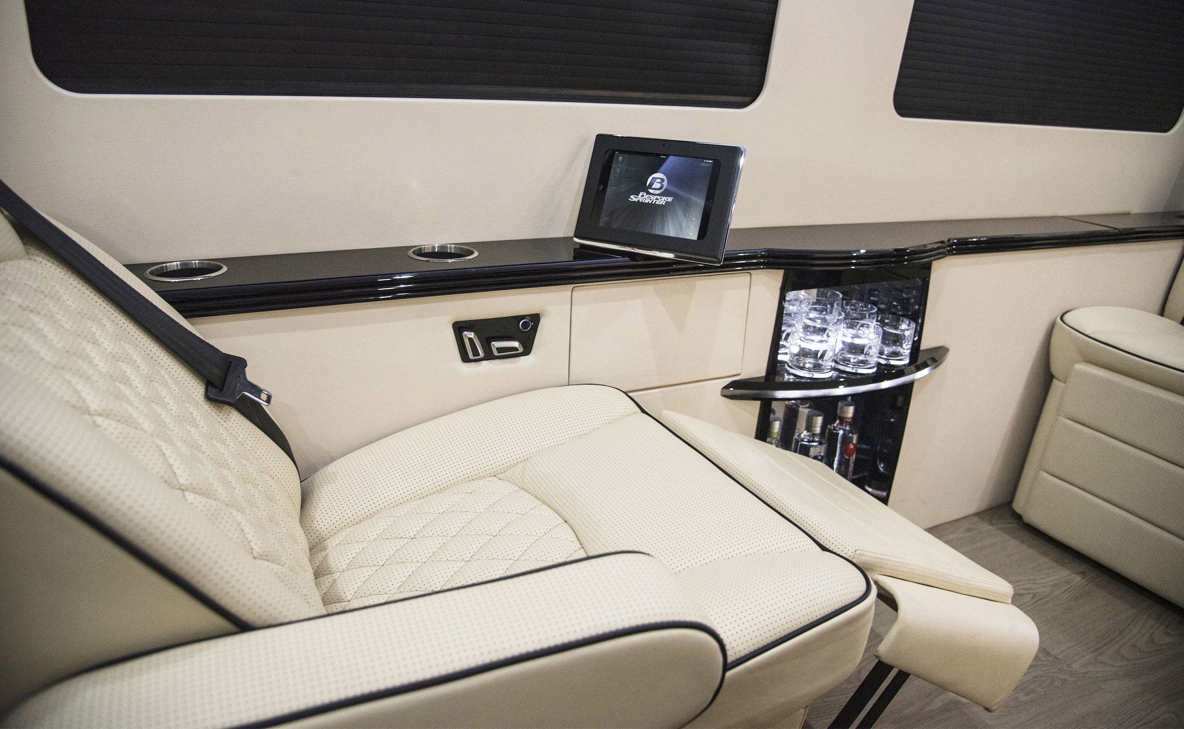 B30 Bespoke Coach Luxury Custom Coaches Sprinter Van